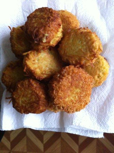 Рецепт Мясные шарики в картофеле — рецепт для фритюрницы