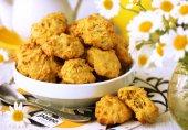 Тыквенно-овсяное печенье с семечками