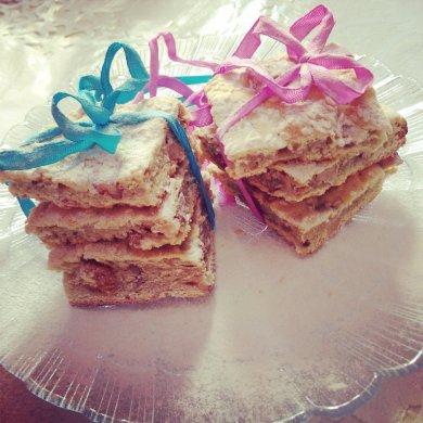 Рецепт Печенье с изюмом и орехами