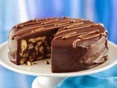 Рецепт Торт без выпечки из печенья