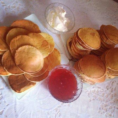 Рецепт Вкусняшные оладушки