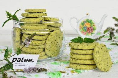 Рецепт Мятное печенье