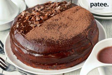 Рецепт Бисквитный торт с кремом в мультиварке — рецепт для мультиварки