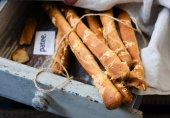 Хлебные палочки с сыром и прованскими травами