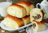 Пирожки печёные с начинкой из ливера