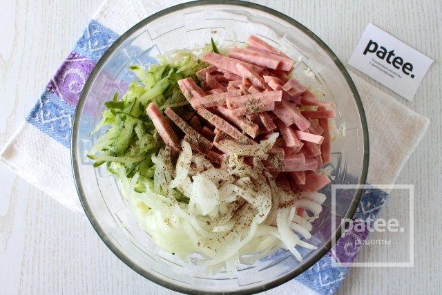 Показать рецепт салата мимоза 186