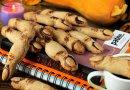 Печенье Пальцы ведьмы на Хэллоуин