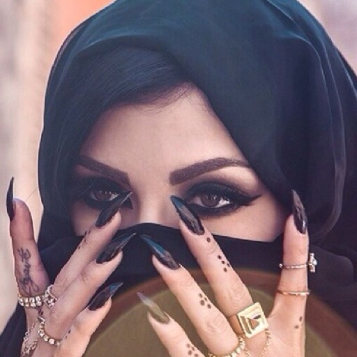 Фото арабских девушек на аву