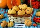 Печенье Тыквы на Хэллоуин