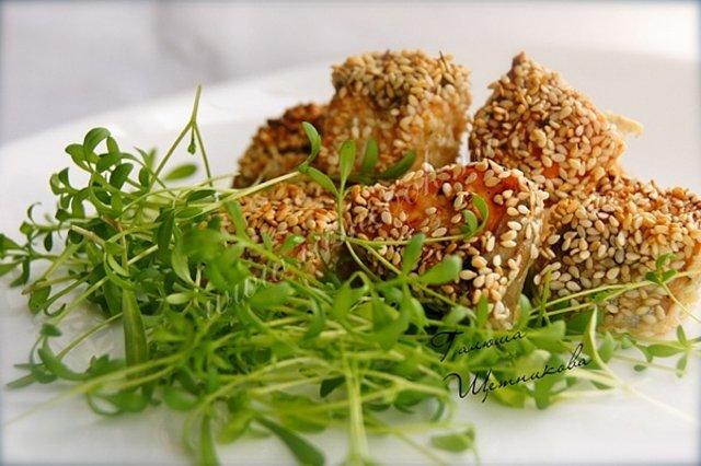 Кресс салаты рецепты с