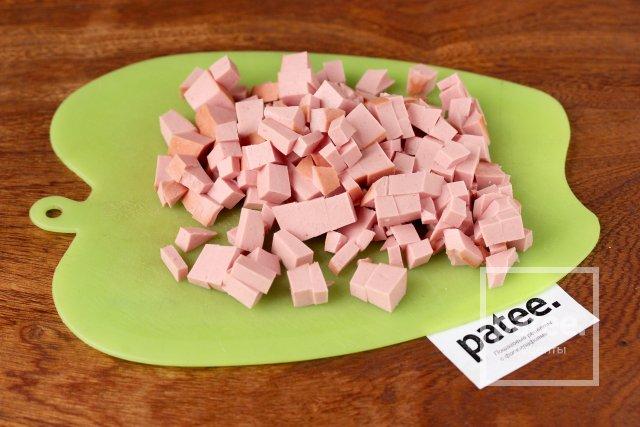 Треугольники с колбасой