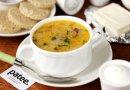 Суп с плавленым сыром и вермишелью в мультиварке