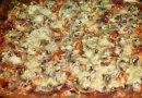 Пицца по итальянскому рецепту🍕
