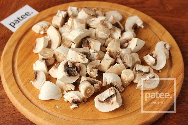 Калорийность гречки с грибами в мультиварке