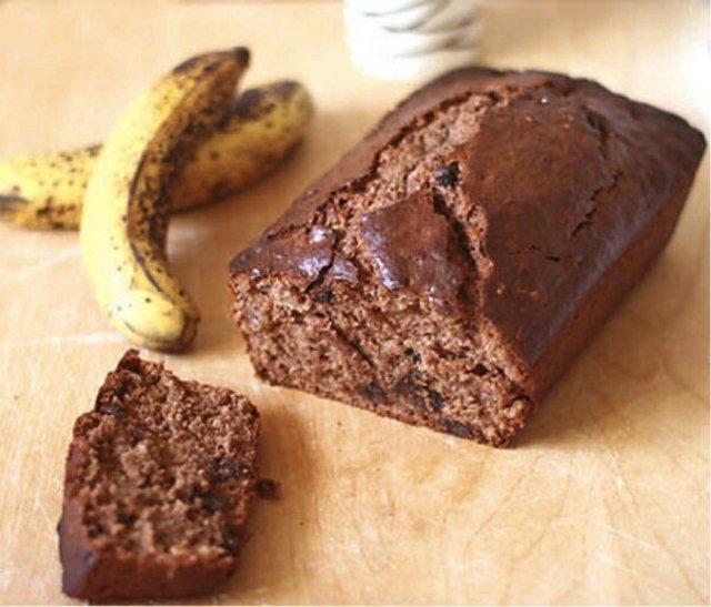 Шоколадный банановый кекс рецепты