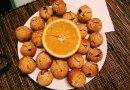 Нутовое печенье с черносливом и апельсиновой цедрой🍪