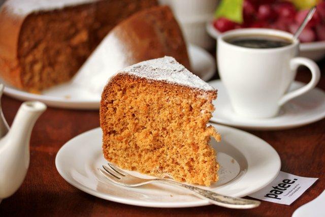 Медовый бисквит рецепт в мультиварке с фото пошагово