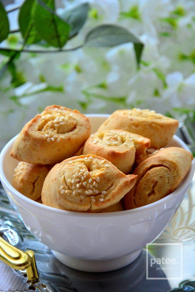 Печенье из плавленных сырков рецепты