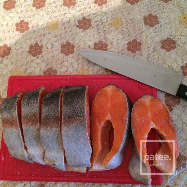 Рецепт приготовления семги с пошаговым
