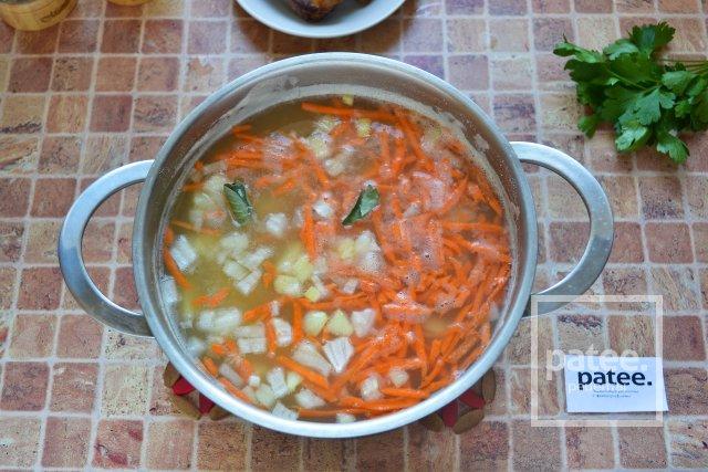 Суп гороховый с копченостями калорийность