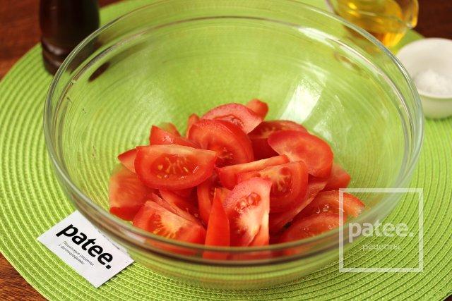 Салат из помидор с маслом на зиму рецепты