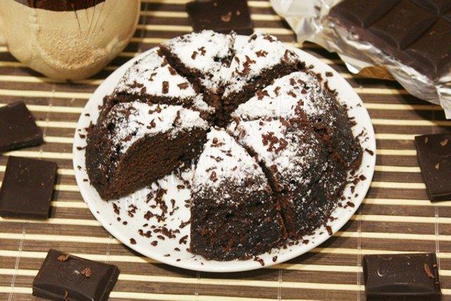 Шоколадный кекс рецепты с фото за 5 минут
