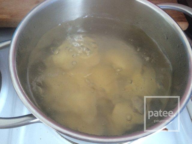 Вареники с адыгейским сыром - Шаг 12