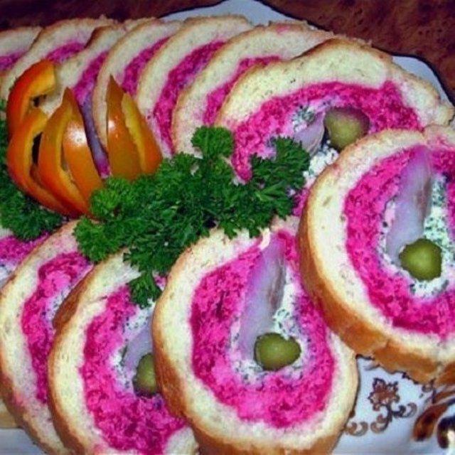 Шуба в шубке кулинарный рецепт
