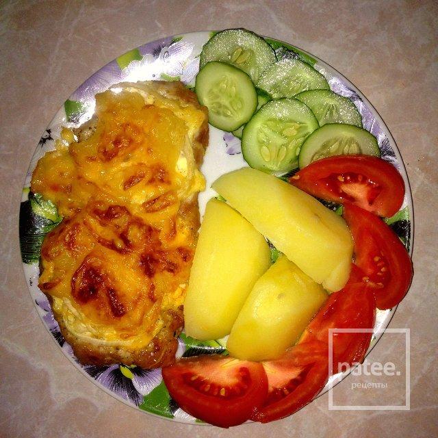 гавайския салат рецепт фото