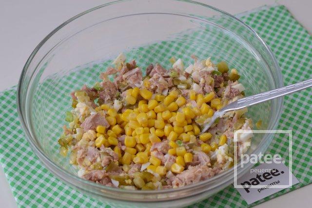Салат диетический из консервированной фасоли рецепт с очень вкусный