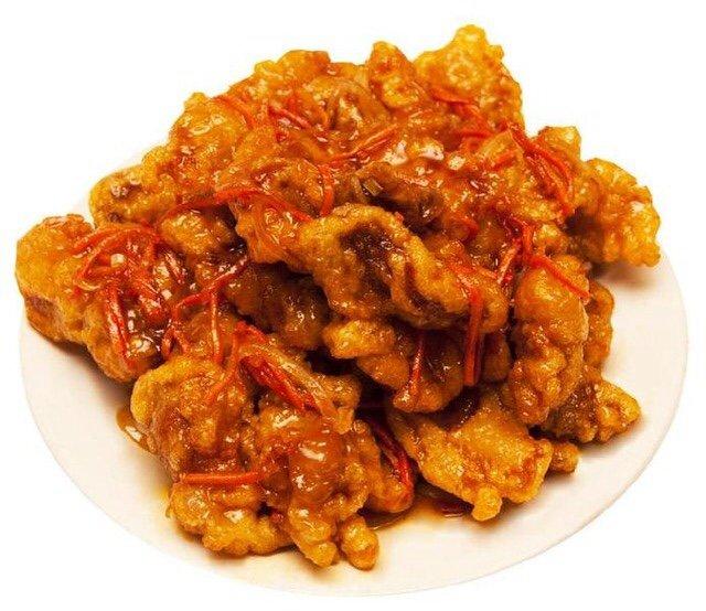 Кубаро по-китайски рецепт с фото пошагово