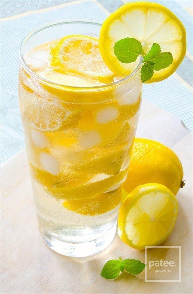 Как сделать лимонад дома без лимона