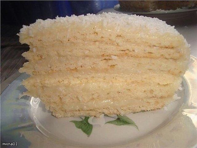 Рафаэлло рецепт торт