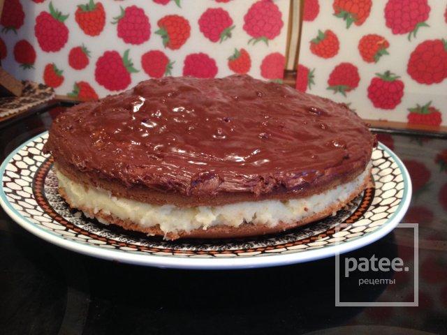Пирожное баунти рецепт с пошагово