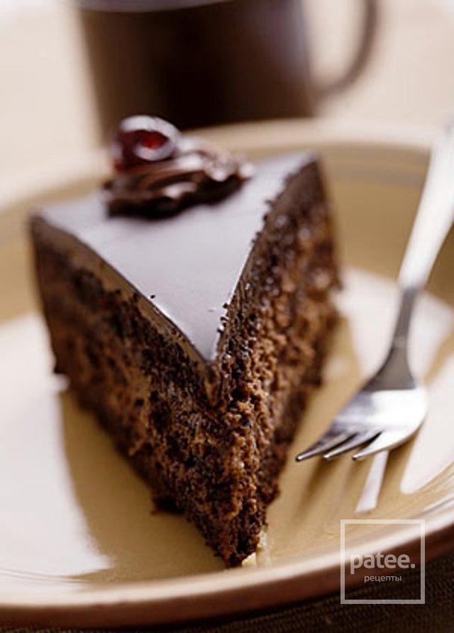 торт захер рецепт от селезнева