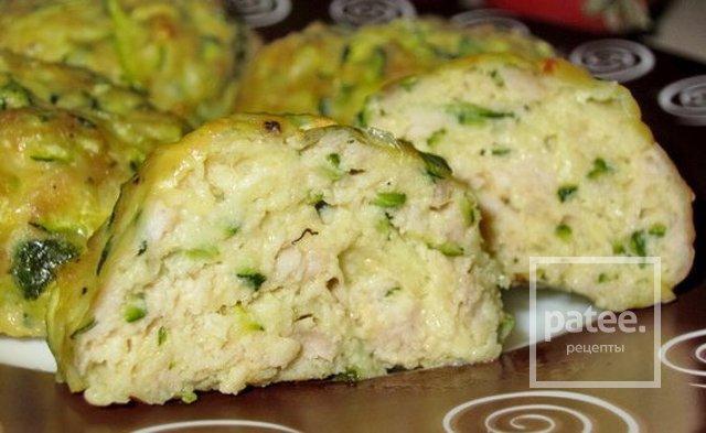 Котлеты из кабачков и фарша рецепты в духовке быстро и вкусно