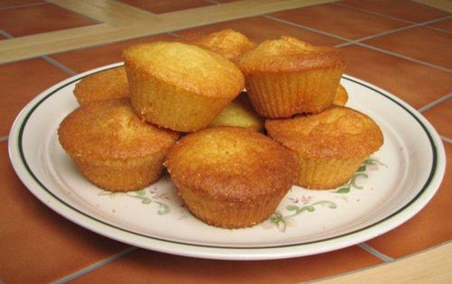 Как сделать кексы по домашнему в формочках