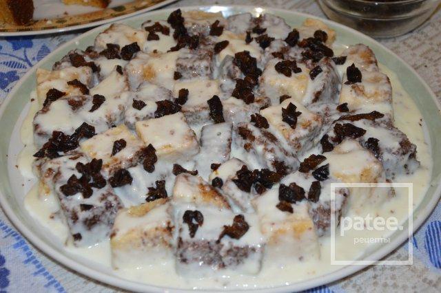 Калорийность торт с черносливом