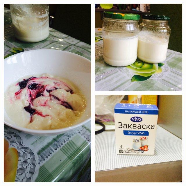 Рецепты натурального йогурта в мультиварке