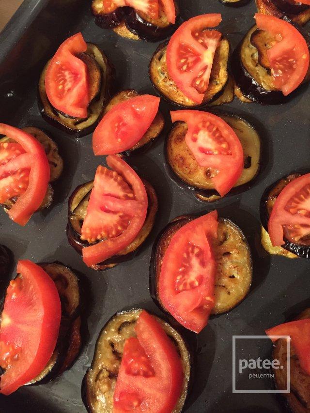 Запеченные баклажаны пошаговый рецепт с фото