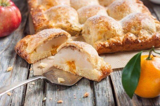 Слоеное тесто для пирога рецепт с пошагово 145