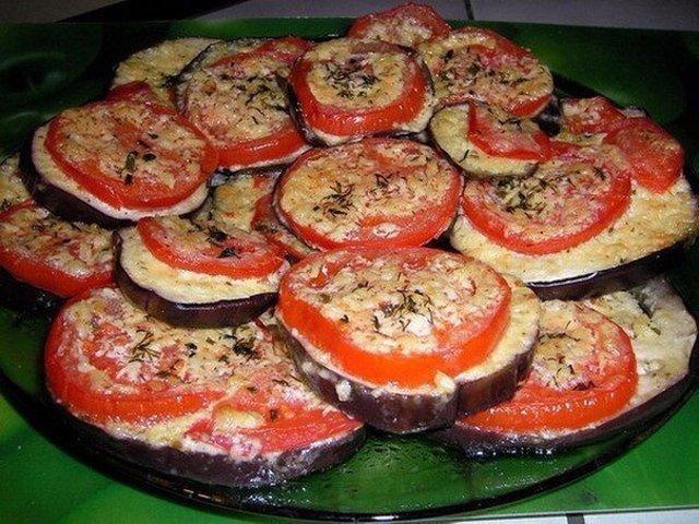 Баклажаны рецепты быстро и вкусно рецепты с пошагово