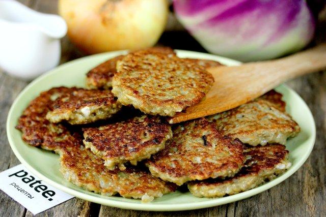 Оладьи из баклажан вкусные рецепты