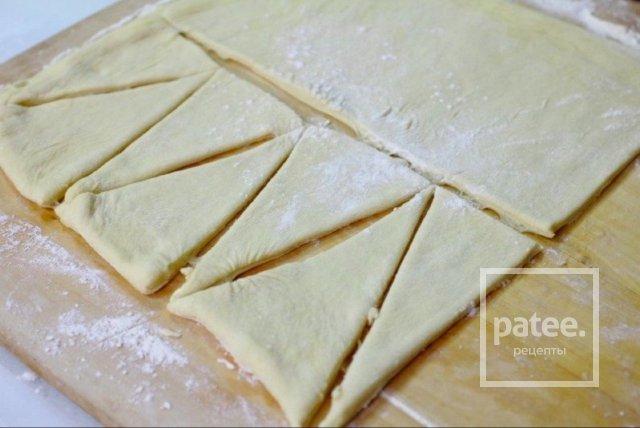 Тесто для круассанов рецепт