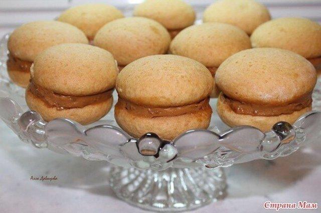 Рецепт мягкого нежного печенья