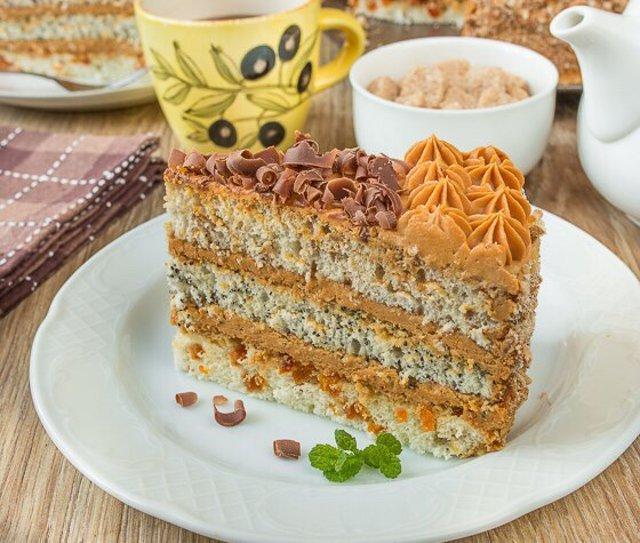 Мудрый еврей торт рецепт с фото