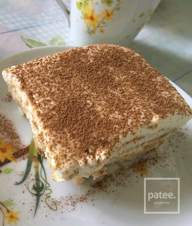 Рецепт торт тирамису в домашних условиях без  68