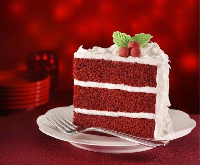 Красный бархат торт с фото гордона рамзи