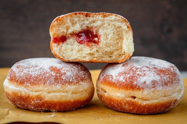 Рецепт начинки для пончиков в домашних условиях 881