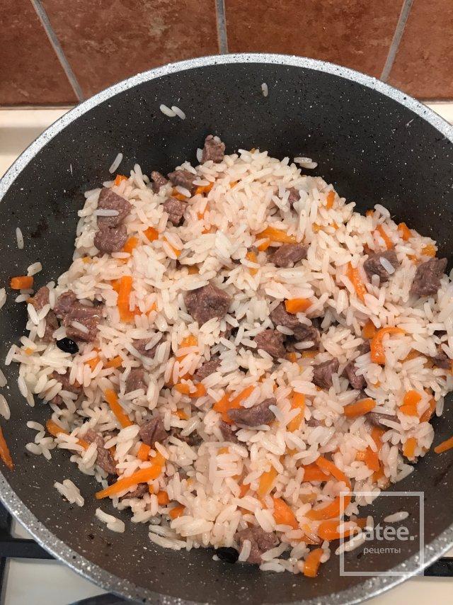 Рецепт плов с говядиной рецепт пошагово в мультиварке
